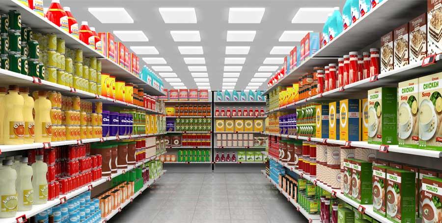 Mağaza Raf Sistemleri