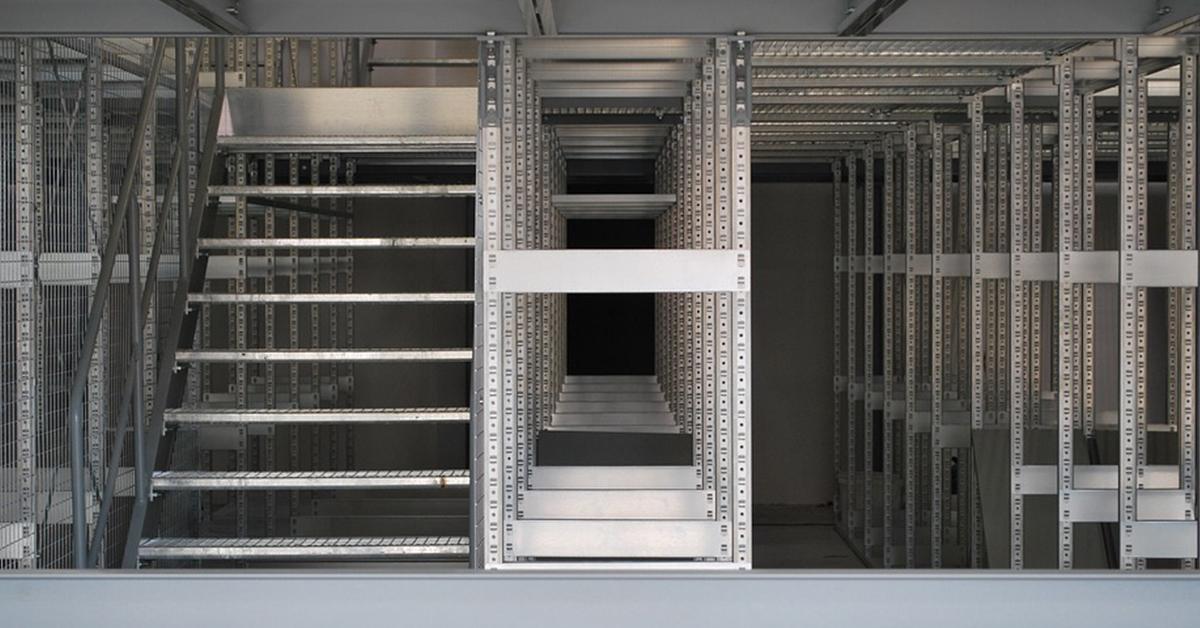 Çelik Raf Sistemleri Hakkında Detaylı Bilgi