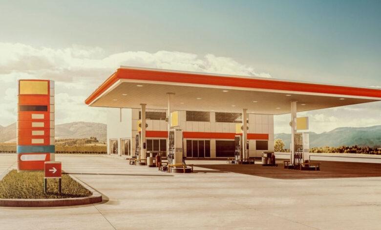 Benzin İstasyonları Stant